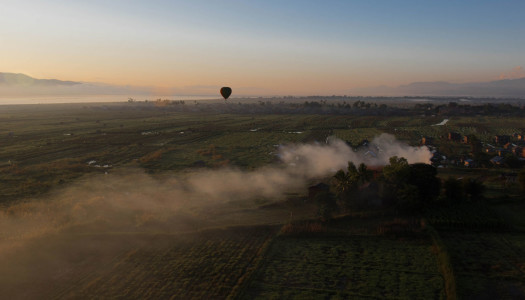 Tour Review: Balloons Over Inle